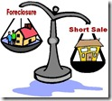 Short Sale vs Foreclsore